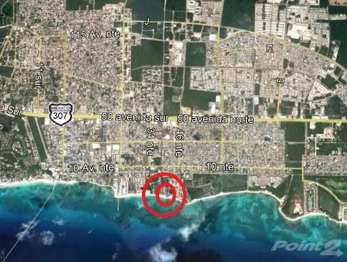 Residenziale in Lot for Sale in Playa del Carmen. 6000 M2 - 64,583 Sq.Feet 260498880, Playa del Carmen, Quintana Roo ,77720  , Messico