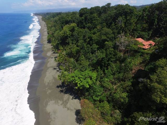 Residenziale in Rainforest Property With Nature Compound And Beachfront Land, Osa, Puntarenas   , Costa Rica