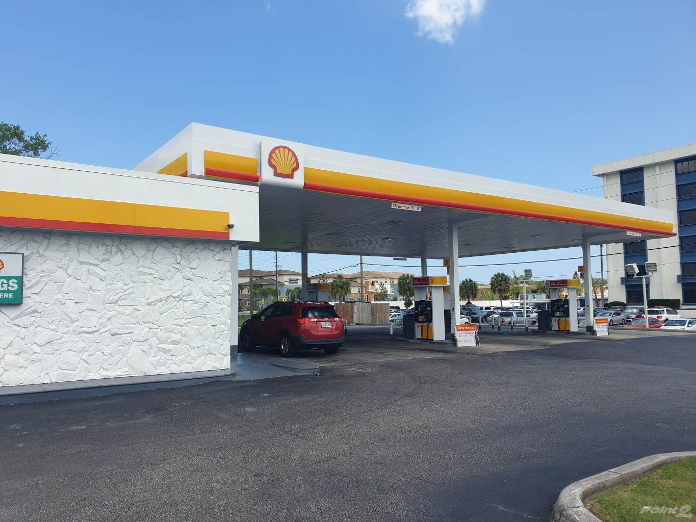 Acquisto commerciale in Branded High Volume Gas Station For Sale in Tampa Bay Florida USA, Trinity, Florida ,34691