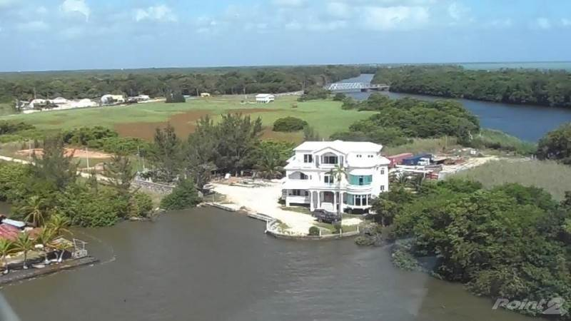 Residenziale in Luxury Waterfront Home with amazing sea views on Moho Bay, Belize City, Belize, Belize City, Belize   , Belize