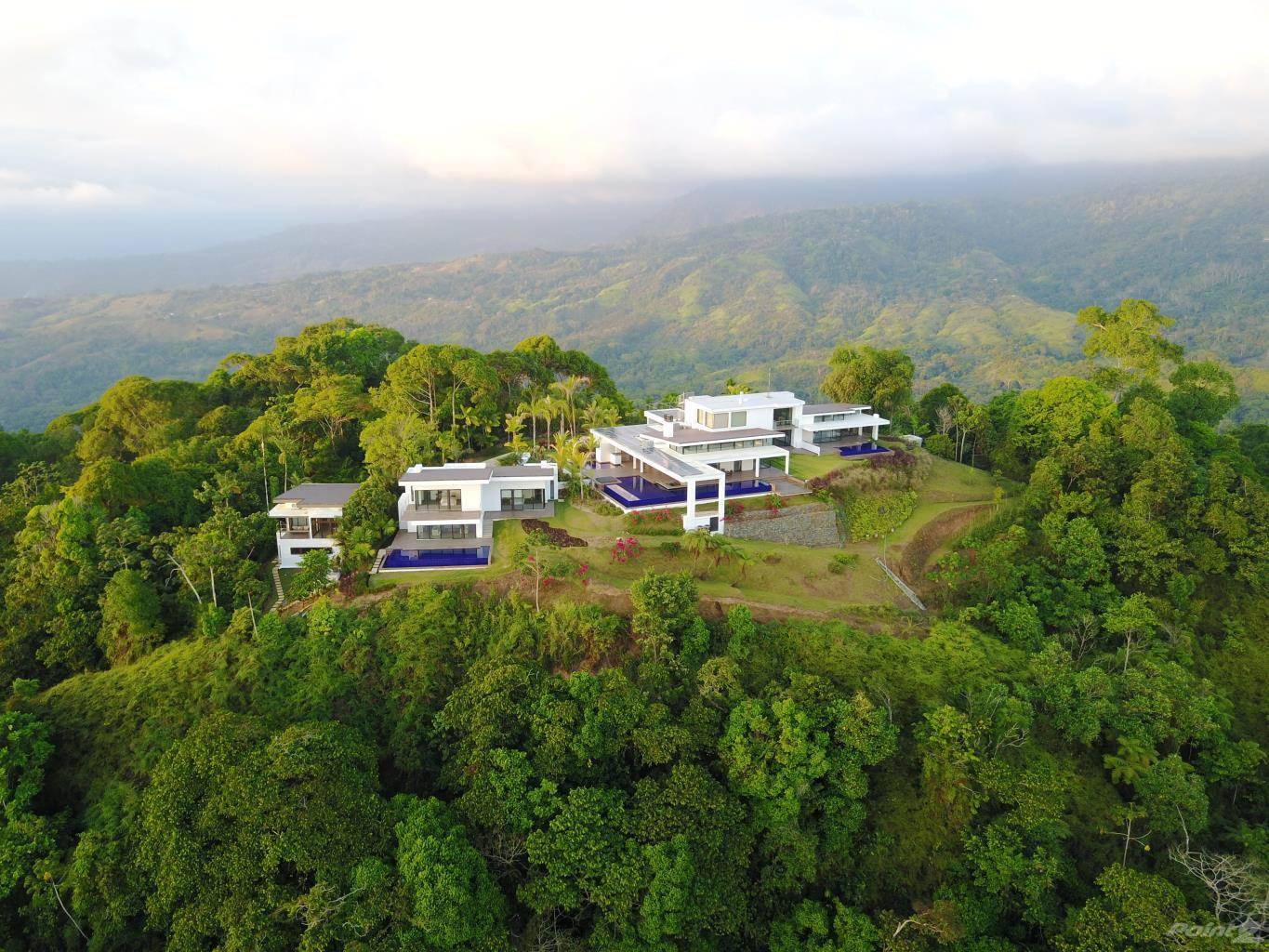 Residenziale in Chateau Montage New Luxury Estate in the Escaleras of Dominical, Dominical, Puntarenas   , Costa Rica