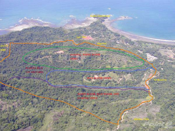 Fattoria in vendita in Best Development Land in Dominical - 266 Acres, Dominical, Puntarenas ,60504  , Costa Rica