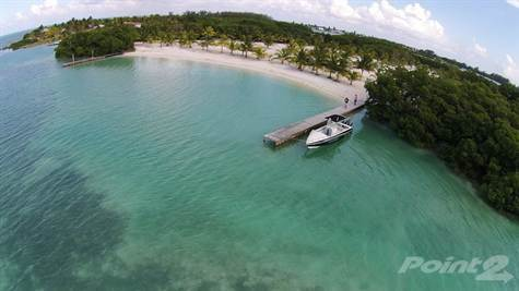 Residenziale in 5 acres Private island near Belize Barrier Reef, St. George's Caye, Belize   , Belize