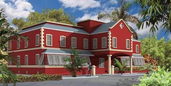 Affitto commerciale in Belleville - 5th Avenue - 2nd Floor, St. Michael, St. Michael ,BB0000  , Barbados