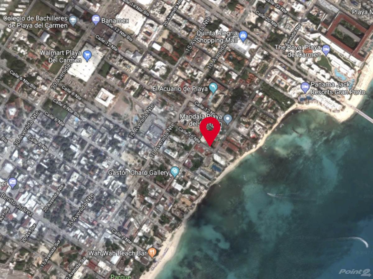 Residenziale in Land for sale in Playa del Carmen in 10th st. with 1 y 5 avenues, Playa del Carmen, Quintana Roo ,77720  , Messico