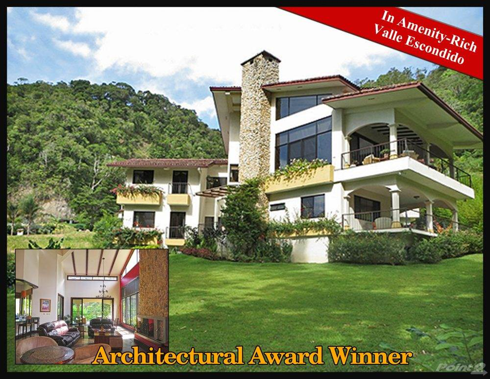 Residenziale in Architectural Award Winning House in Valle Escondido-, Boquete, Chiriquí   , Panama