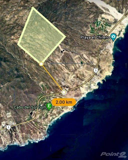 Residenziale in $32,000,000 / 405000m2 - DEVELOPING LAND!! FOR STRONG DEVELOPER!, Cabo San Lucas, Baja California Sur   , Messico