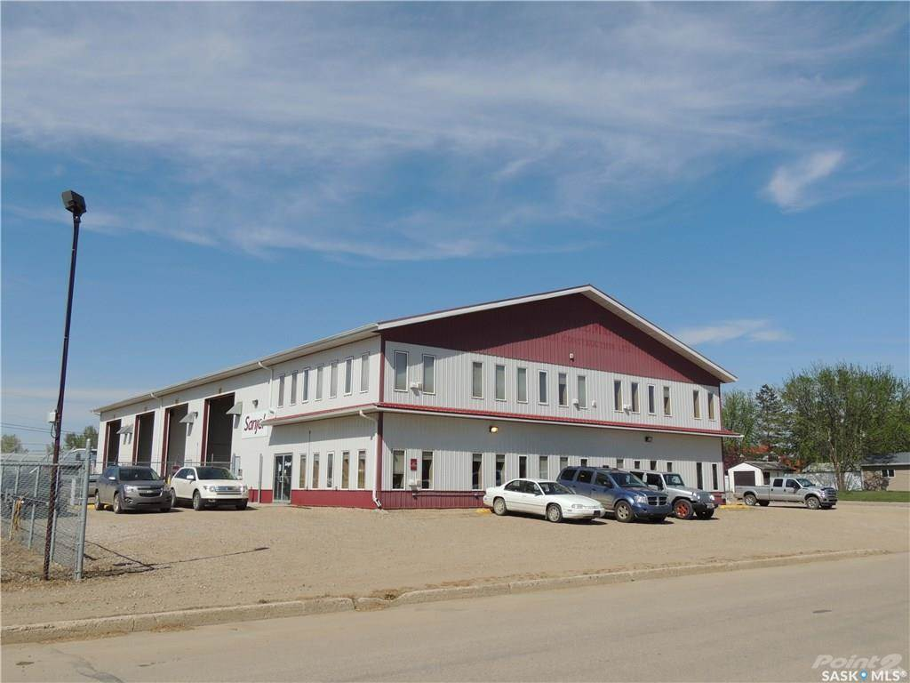 Affitto commerciale in 901 Edward STREET, Estevan, Saskatchewan ,S4A 1S8  , Canada