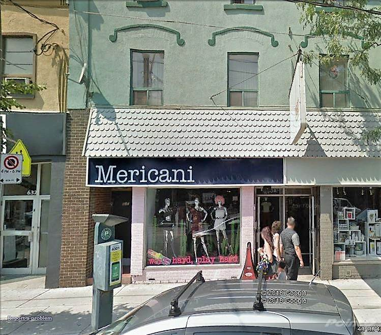 Affitto commerciale in 630 A QUEEN STREET WEST HEAD LEASE, Toronto, Ontario ,M6J 1E4  , Canada