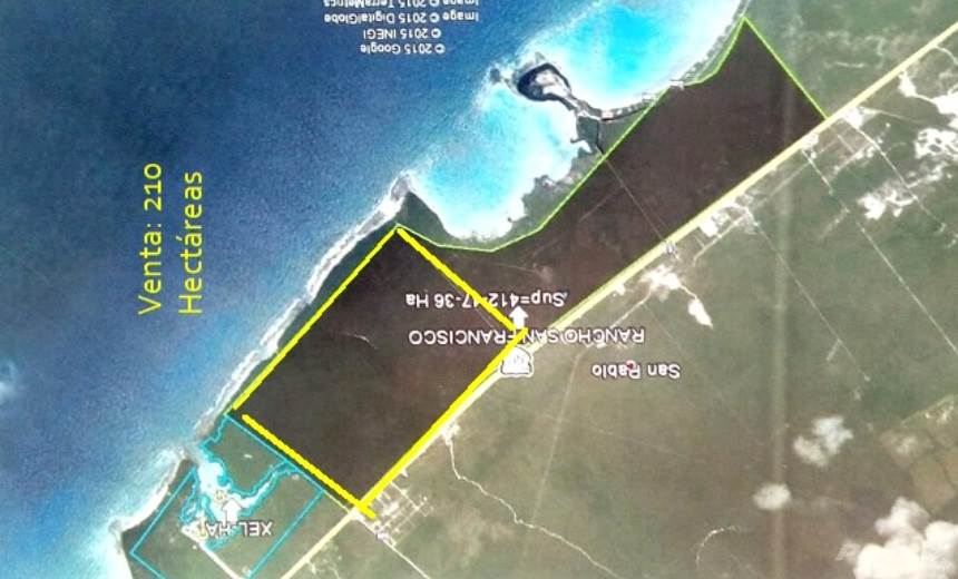 Residenziale in Hotel Lot for Sale in Tulum of 200 hectares, Tulum, Quintana Roo   , Messico