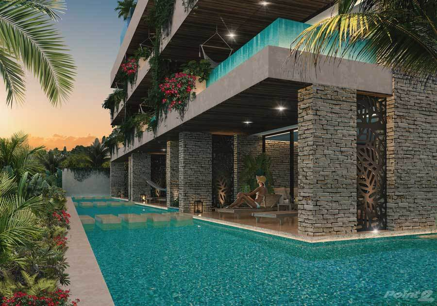 Residenziale in Unique Residential Boutique Development, Located in the Majestic Community of Aldea Premium, Tulum, Quintana Roo ,77760  , Messico