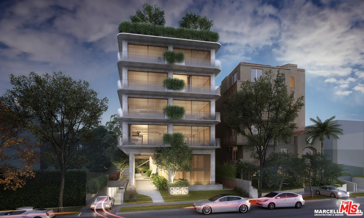 Compra di terreno in West 8615 WEST KNOLL Drive, West Hollywood, California ,90069