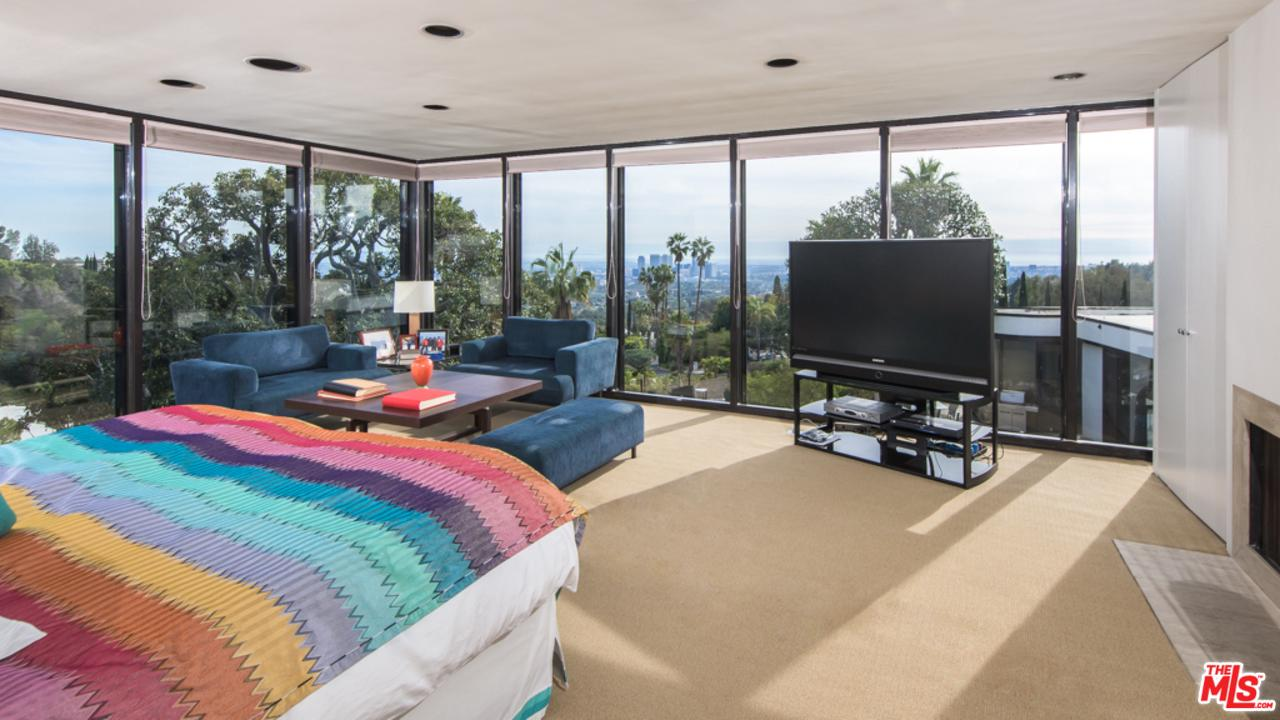 Residenza monofamiliare In affitto in 1096 WALLACE Ridge, Beverly Hills, California ,90210