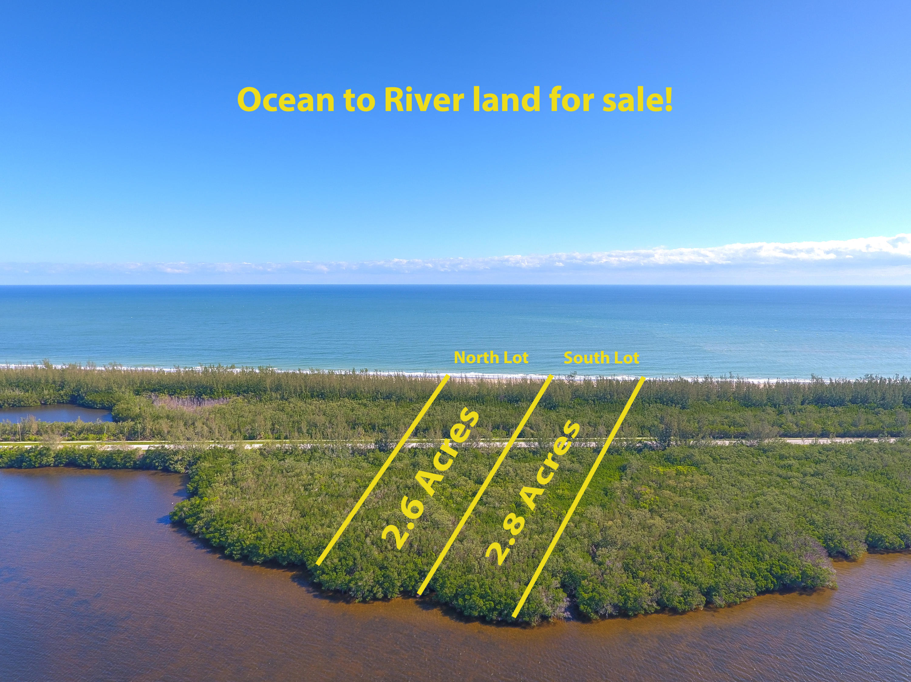 Compra di terreno in S Ocean Drive (South Lot), Fort Pierce, Florida ,34949