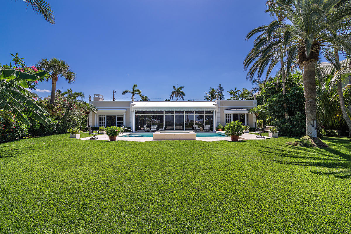 Residenza monofamiliare in vendita in 1120 N Lake Way, Palm Beach, Florida ,33480