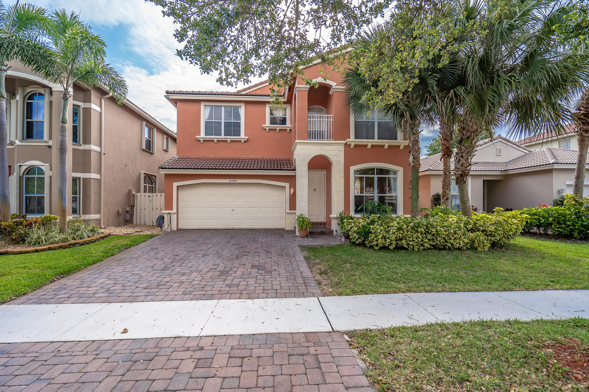 Residenza monofamiliare in vendita in 6598 Jacques Way, Lake Worth, Florida ,33463