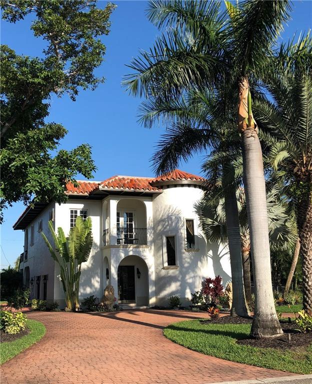 Residenza monofamiliare in vendita in 15 Middle Road, Sewalls Point, Florida ,34996