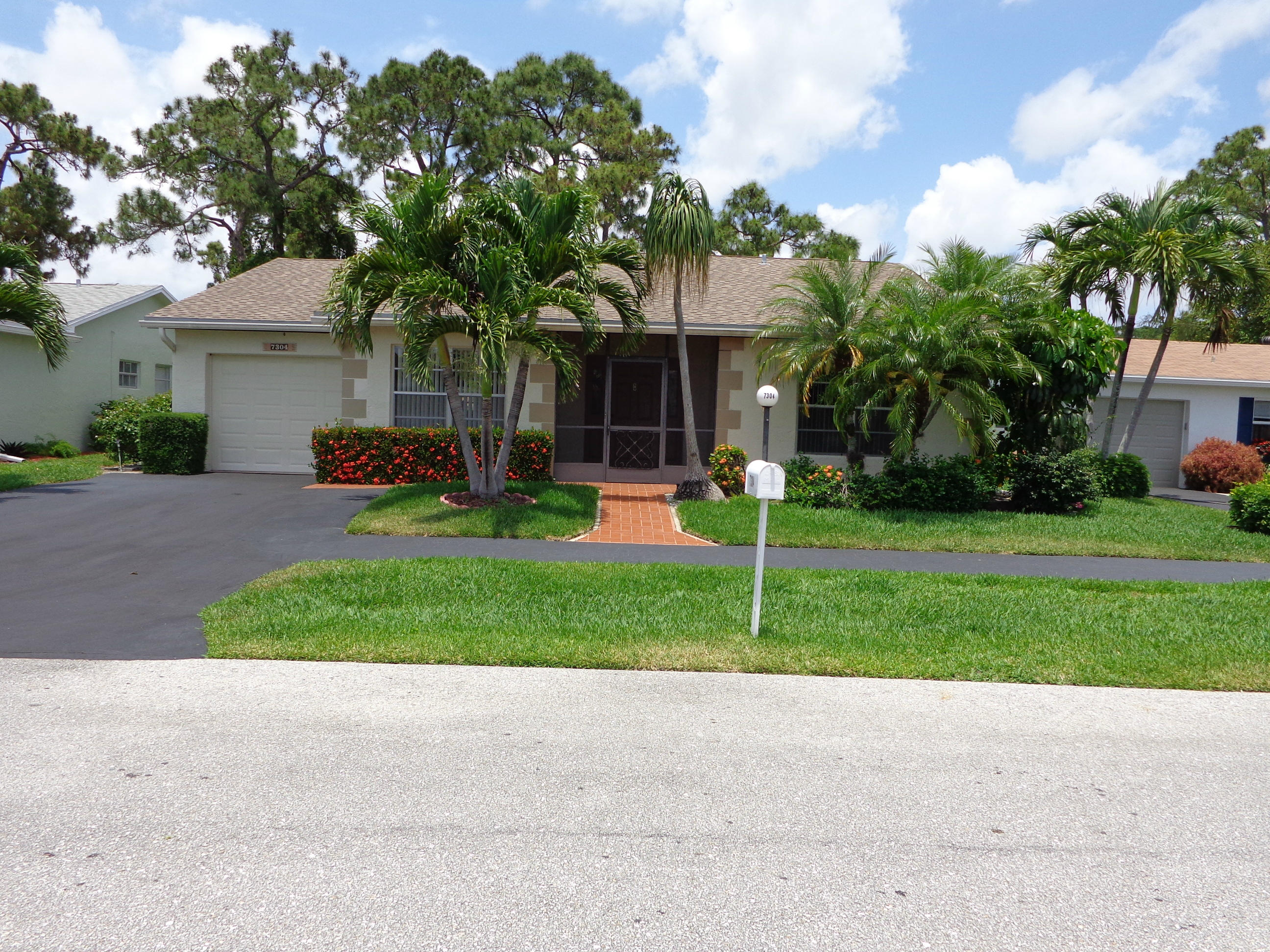 Residenza monofamiliare In affitto in 7304 Pine Forest Circle, Lake Worth, Florida ,33467