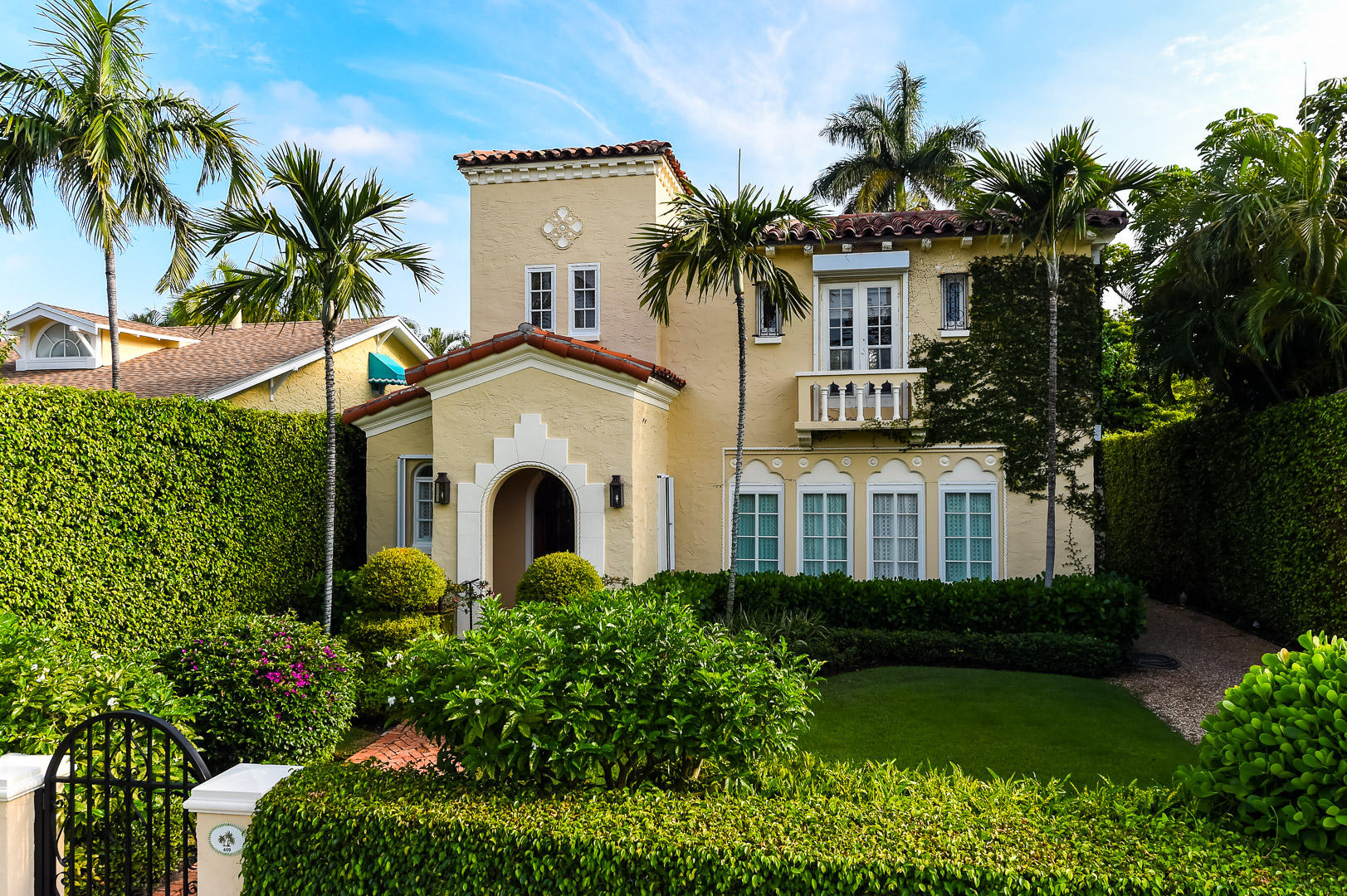 Residenza monofamiliare in vendita in 409 Seabreeze Avenue, Palm Beach, Florida ,33480