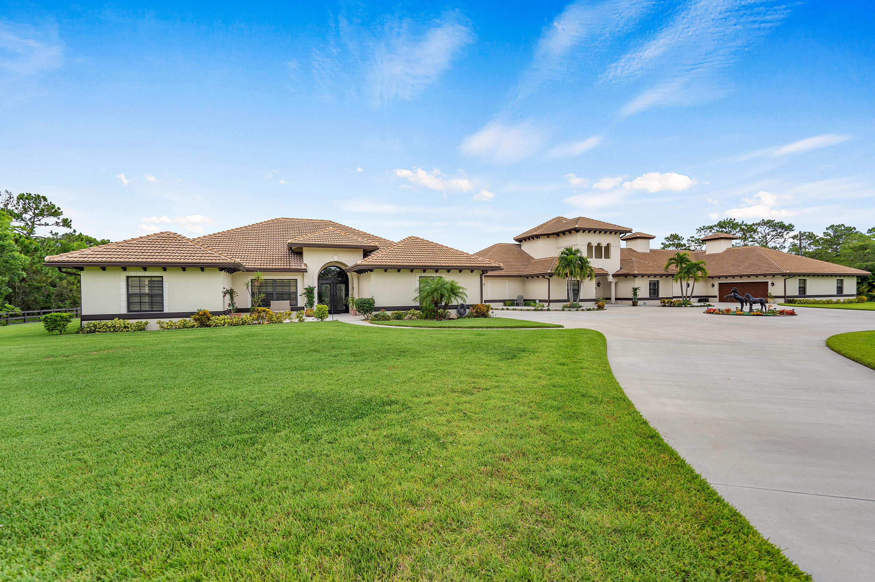 Residenza monofamiliare in vendita in 11225 Alligator Trail, Lake Worth, Florida ,33449