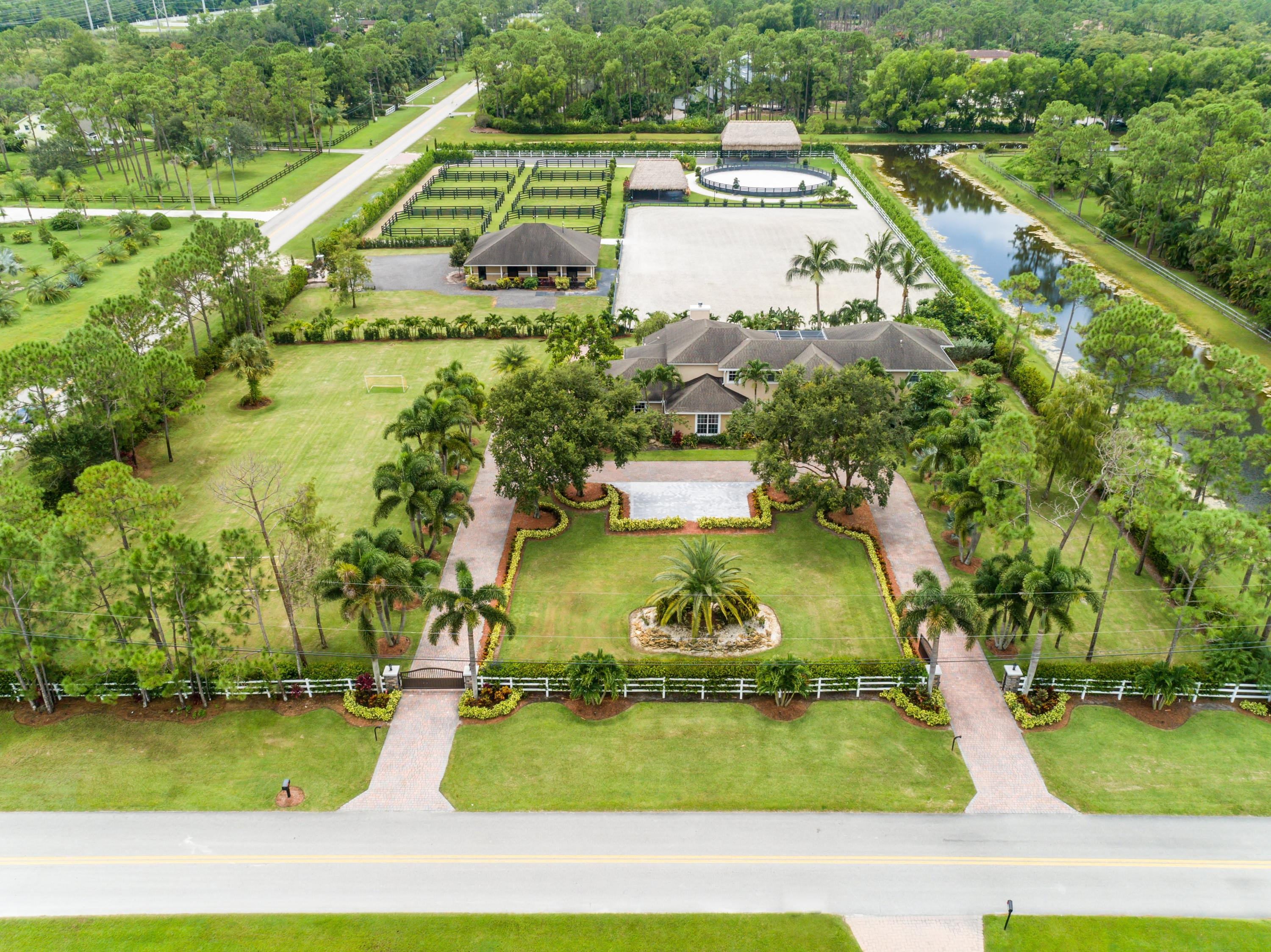 Residenza monofamiliare in vendita in 11174 Hawk Hollow, Lake Worth, Florida ,33449