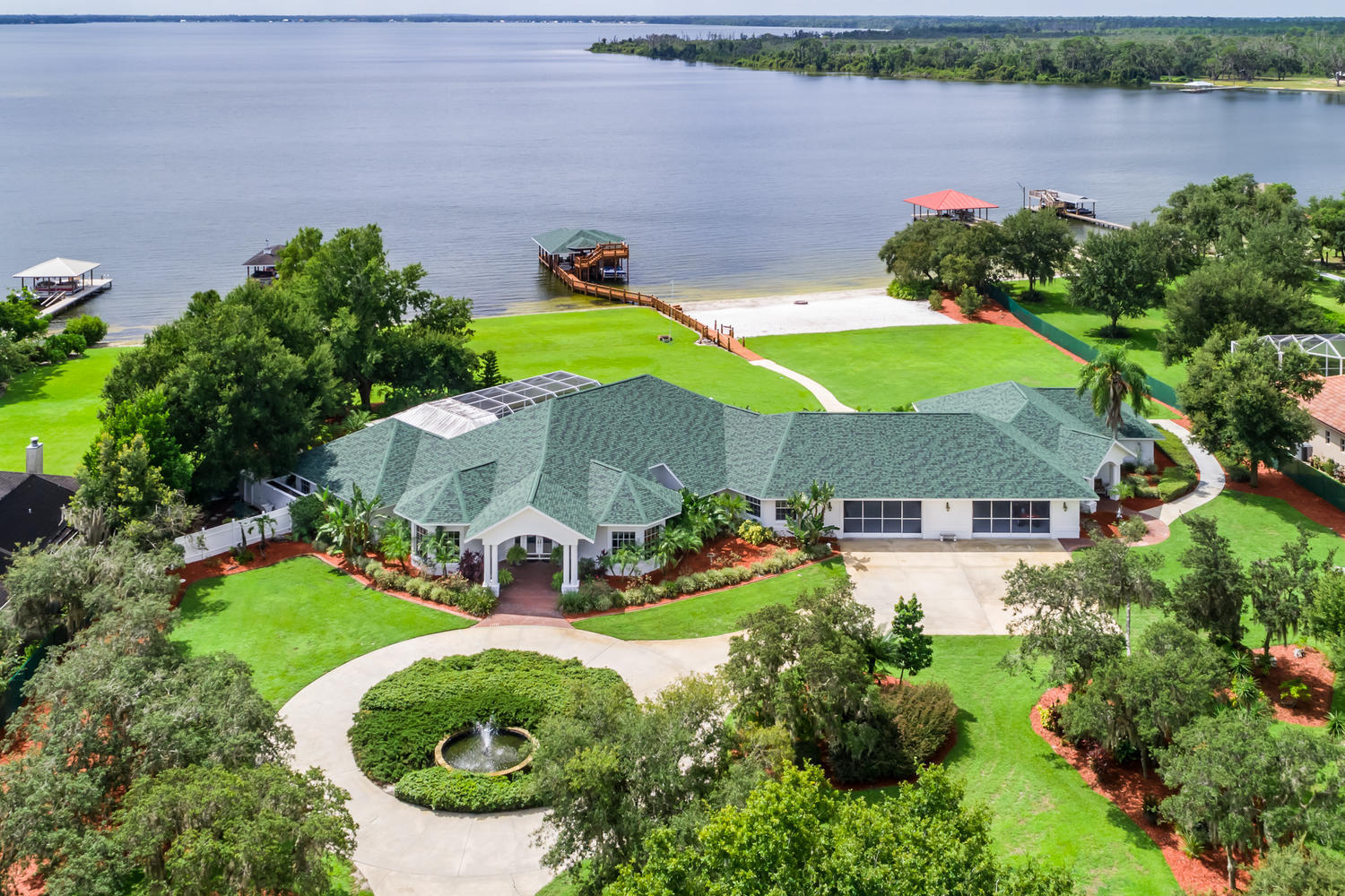 Residenza monofamiliare in vendita in 124 Lagoni Lane, Lake Placid, Florida ,33852