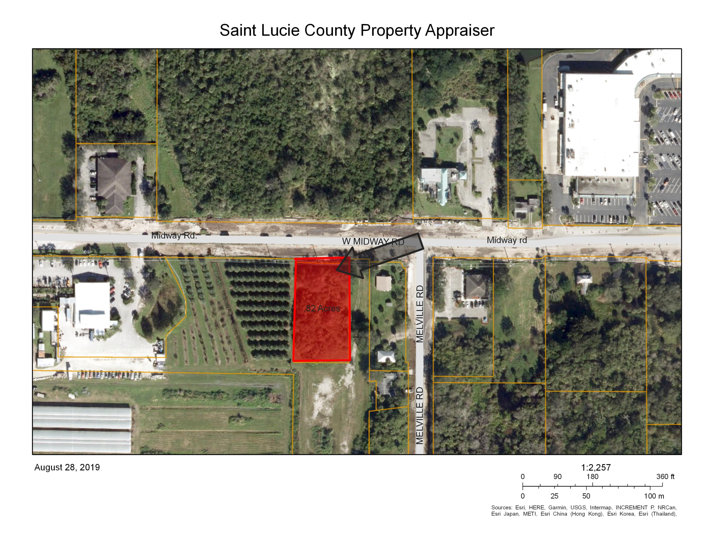 Compra di terreno in 755 W Midway Rd Road, Fort Pierce, Florida ,34950