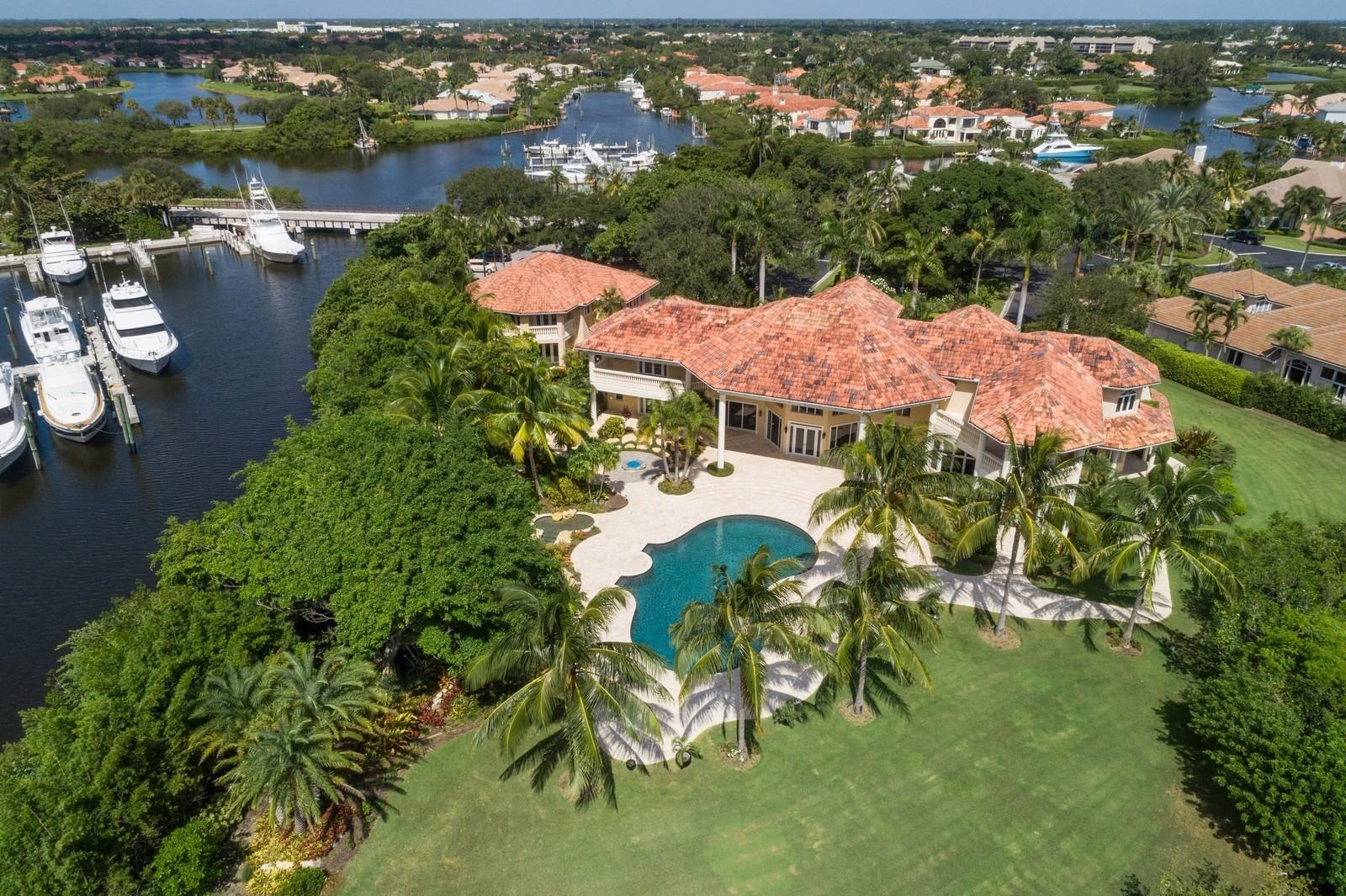 Residenza monofamiliare in vendita in 3208 Pilots Point Circle, Jupiter, Florida ,33477