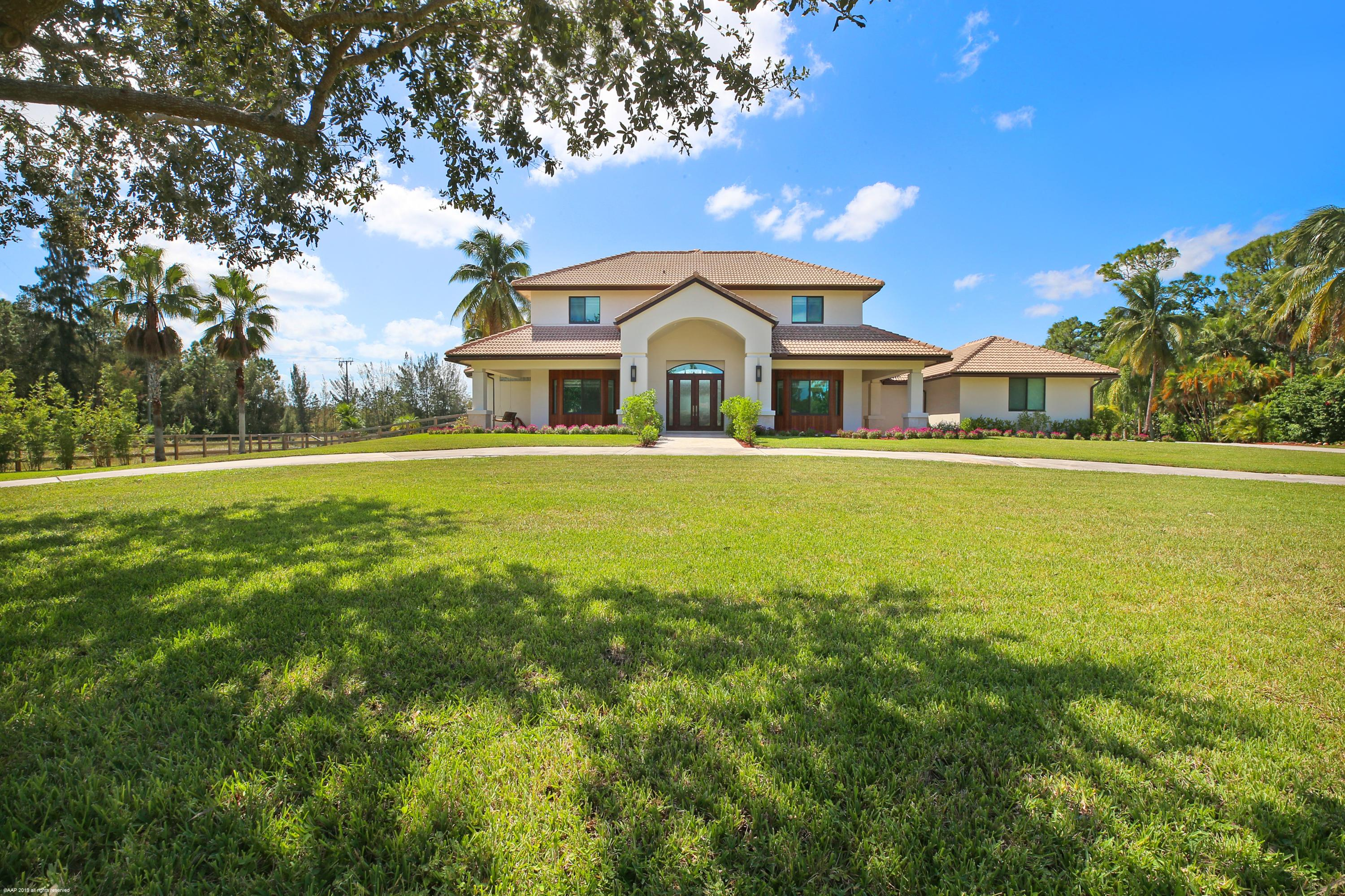 Residenza monofamiliare in vendita in 6449 Duckweed Road, Lake Worth, Florida ,33449