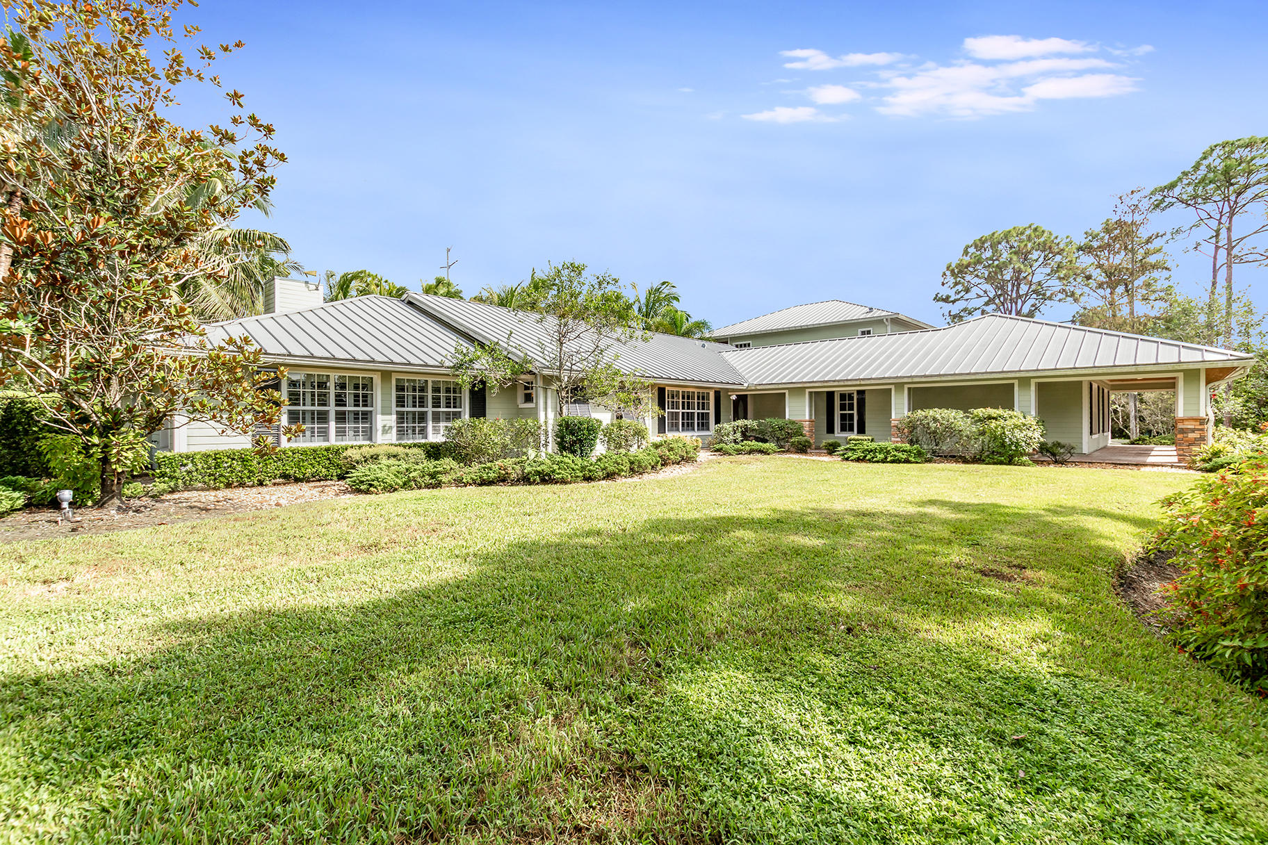 Residenza monofamiliare in vendita in 6310 Sugarcane Lane, Wellington, Florida ,33449