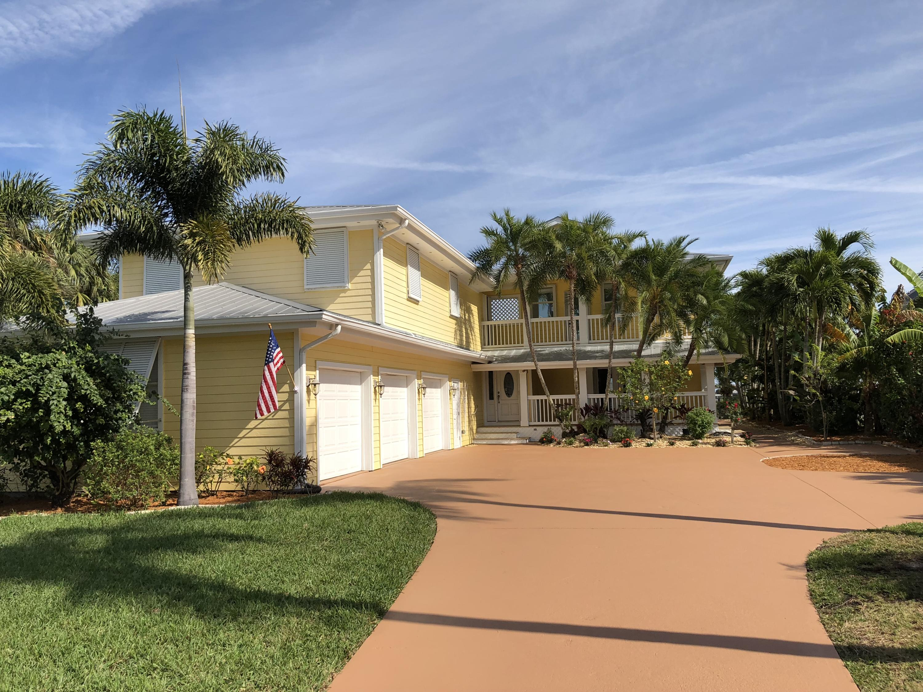 Residenza monofamiliare in vendita in 1320 SW Dyer Point Road, Palm City, Florida ,34990