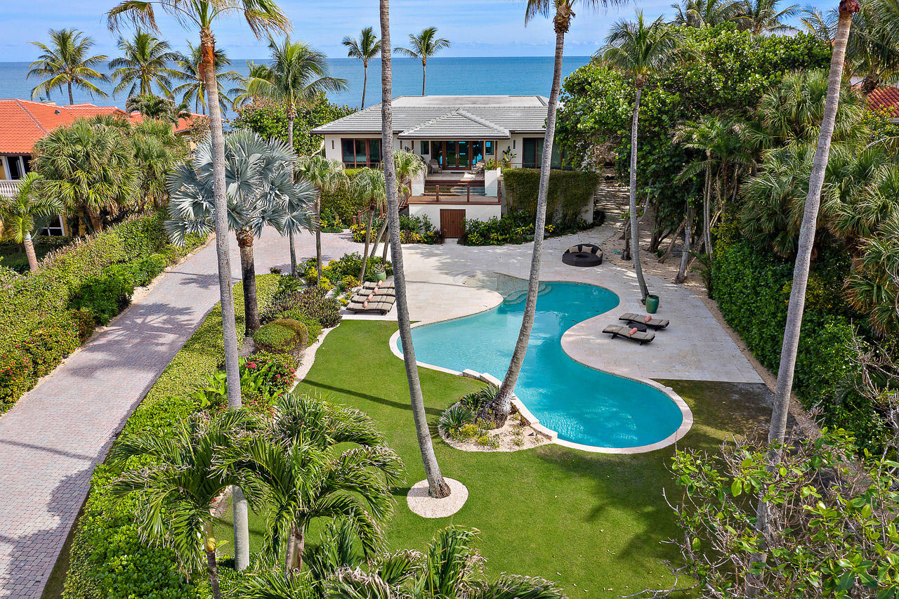 Residenza monofamiliare in vendita in 615 S Beach Road, Jupiter, Florida ,33469