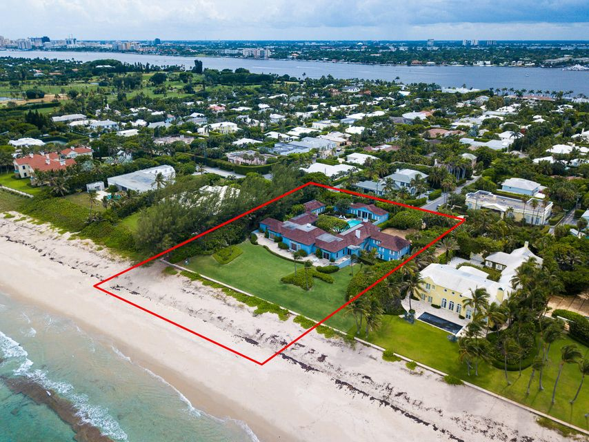 Terreno in vendita Palm Beach, Florida 980 N Ocean Boulevard