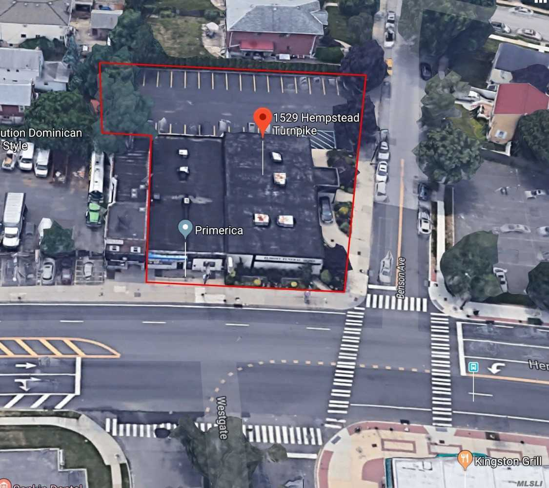 Acquisto commerciale in 1529 Hempstead Tpke, Elmont, NY ,11003