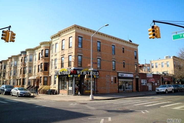 Acquisto commerciale in 70-20 Fresh Pond Rd, Ridgewood, NY ,11385