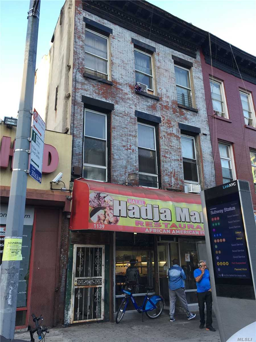 Acquisto commerciale in 1139 Fulton St, Brooklyn, NY ,11238