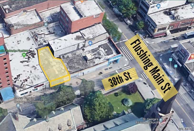 Acquisto commerciale in 135-41 38th Ave, Flushing, NY ,11354