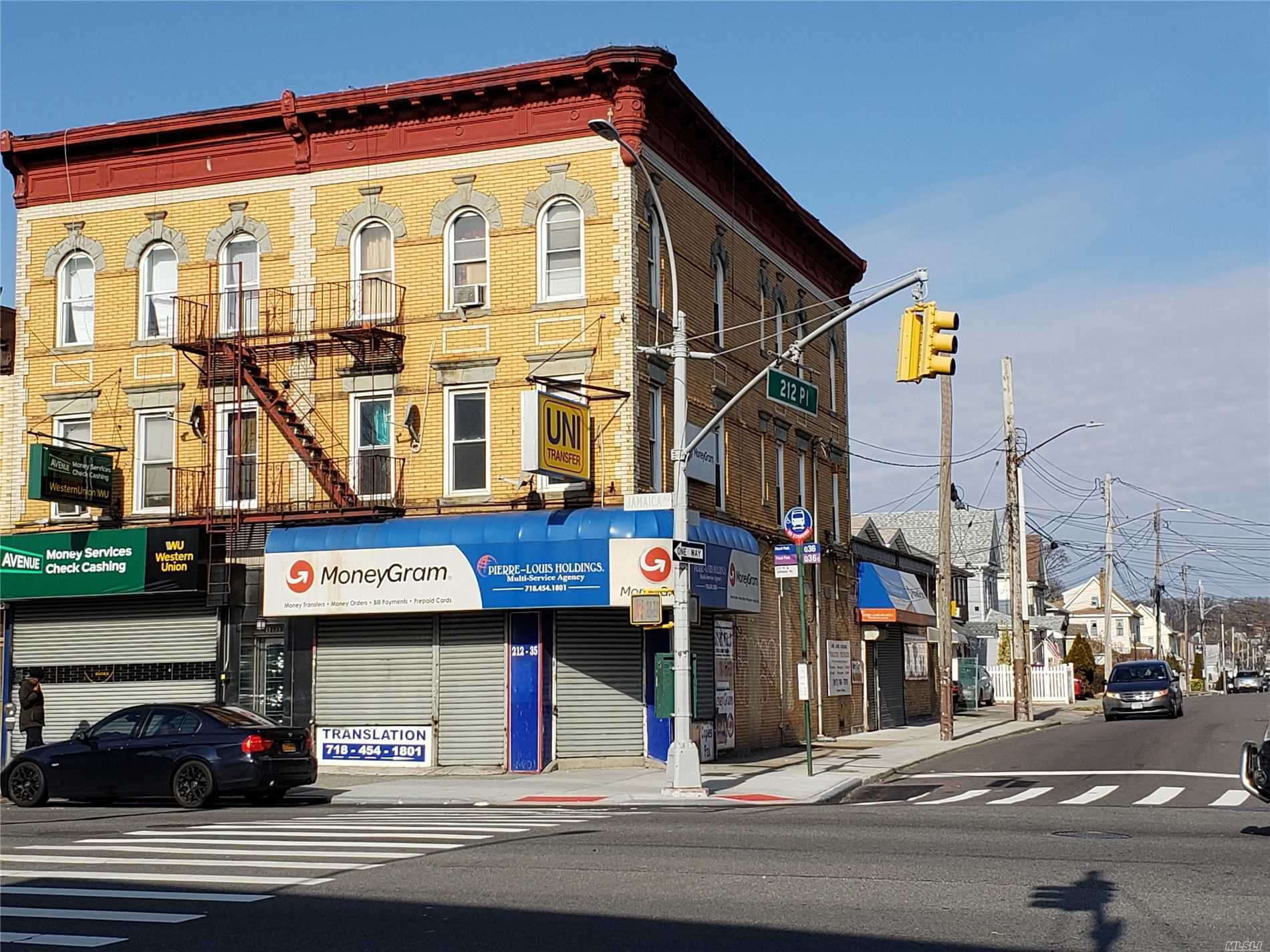 Acquisto commerciale in 212-35 Jamaica Ave, Queens Village, NY ,11428
