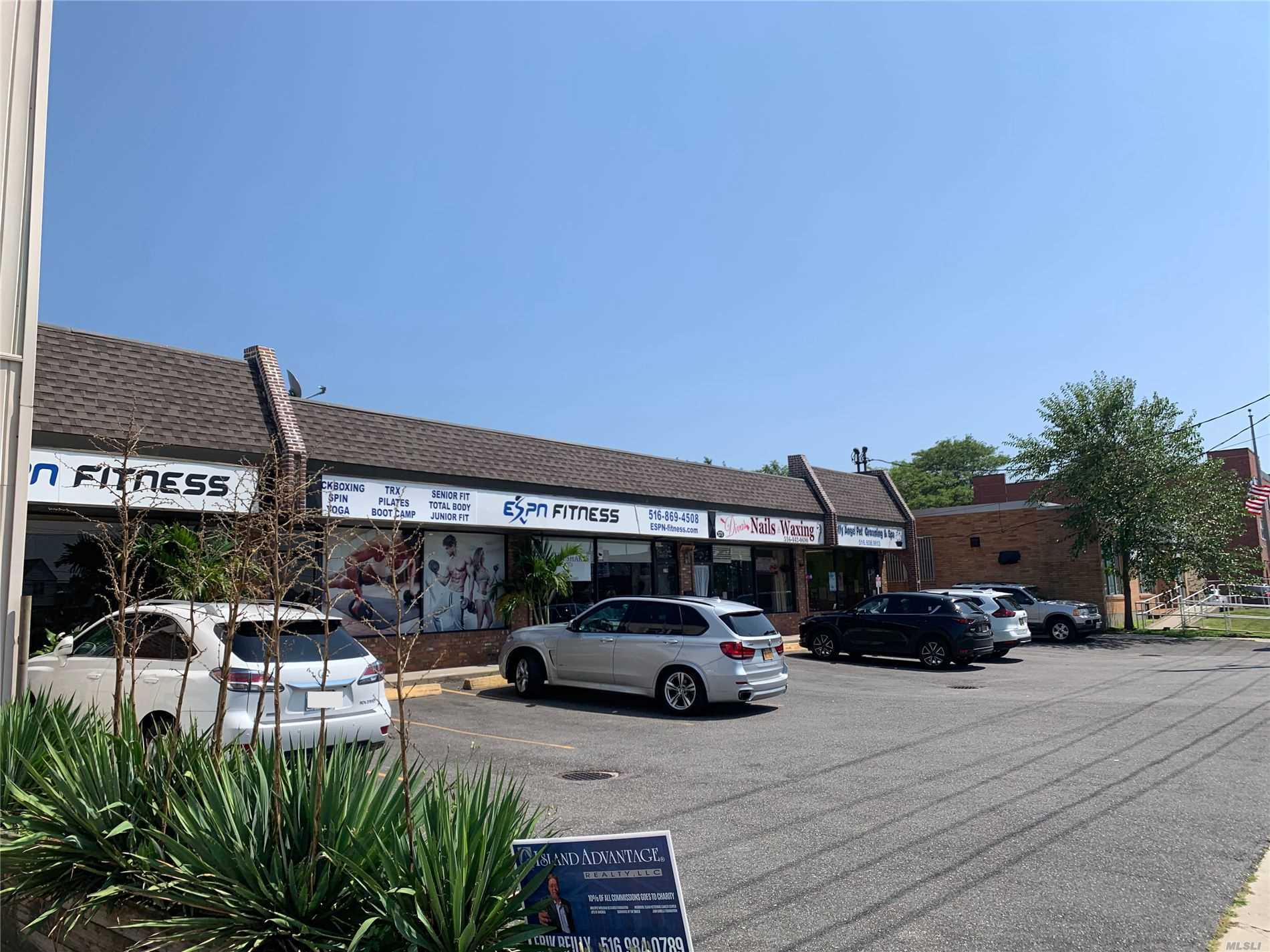 Acquisto commerciale in 371~387 Long Beach Rd, Island Park, NY ,11558