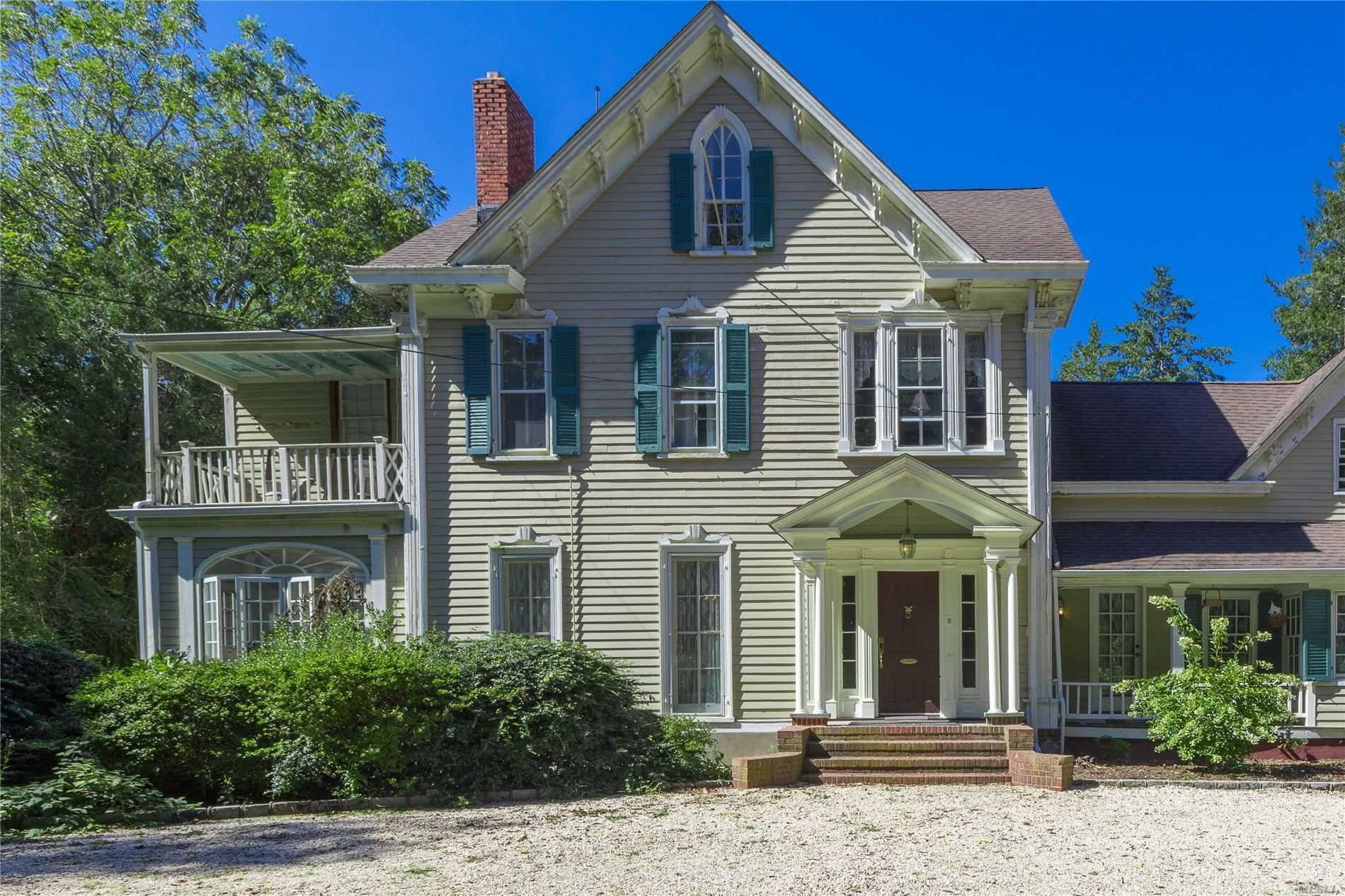 Residenziale in 5 Three Sisters Rd, Head Of Harbor, NY ,11780