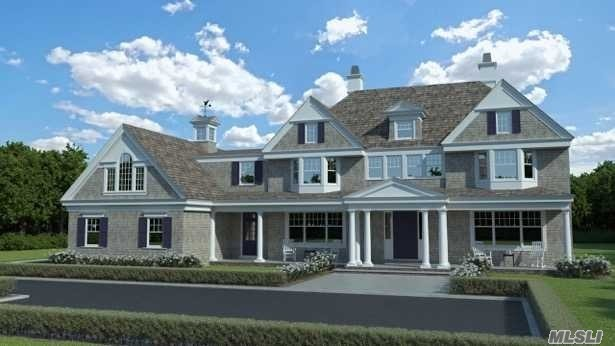 Residenziale in 34-Lot 1 Middle Hollow Rd, Lloyd Harbor, NY ,11743