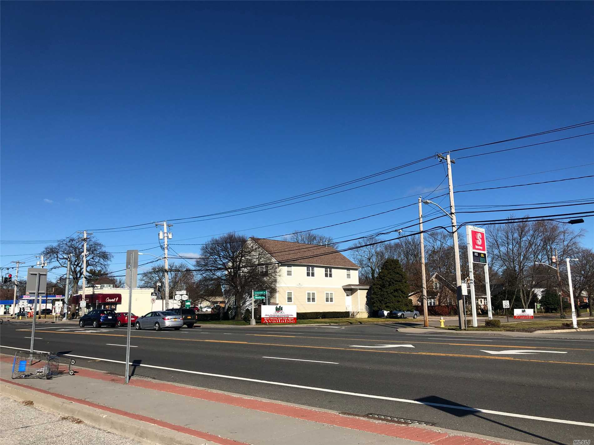 Acquisto commerciale in 409 Patchogue Rd, Pt.Jefferson Sta, NY ,11776