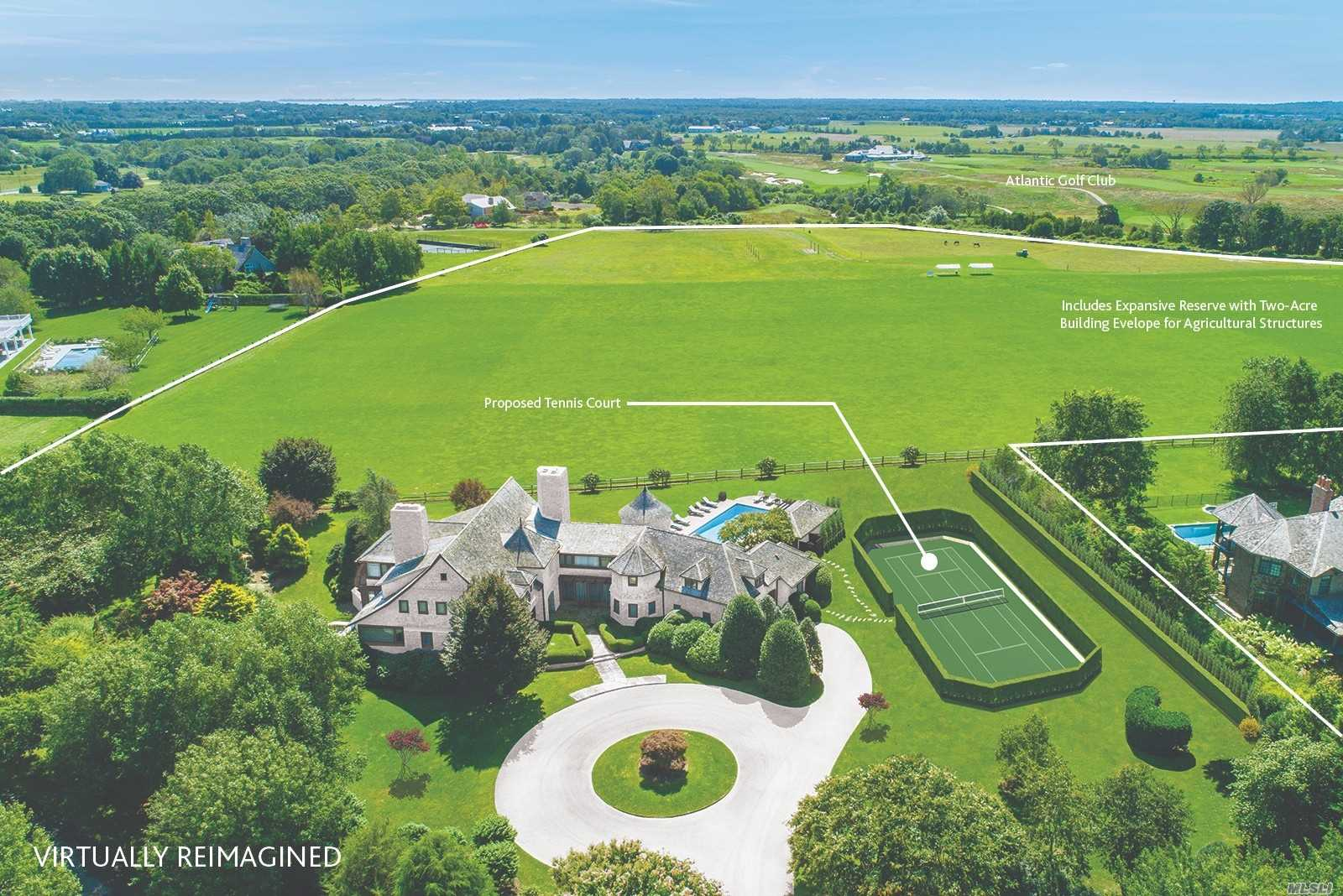 Residenziale in 6 Dannielles Way, Bridgehampton, NY ,11932