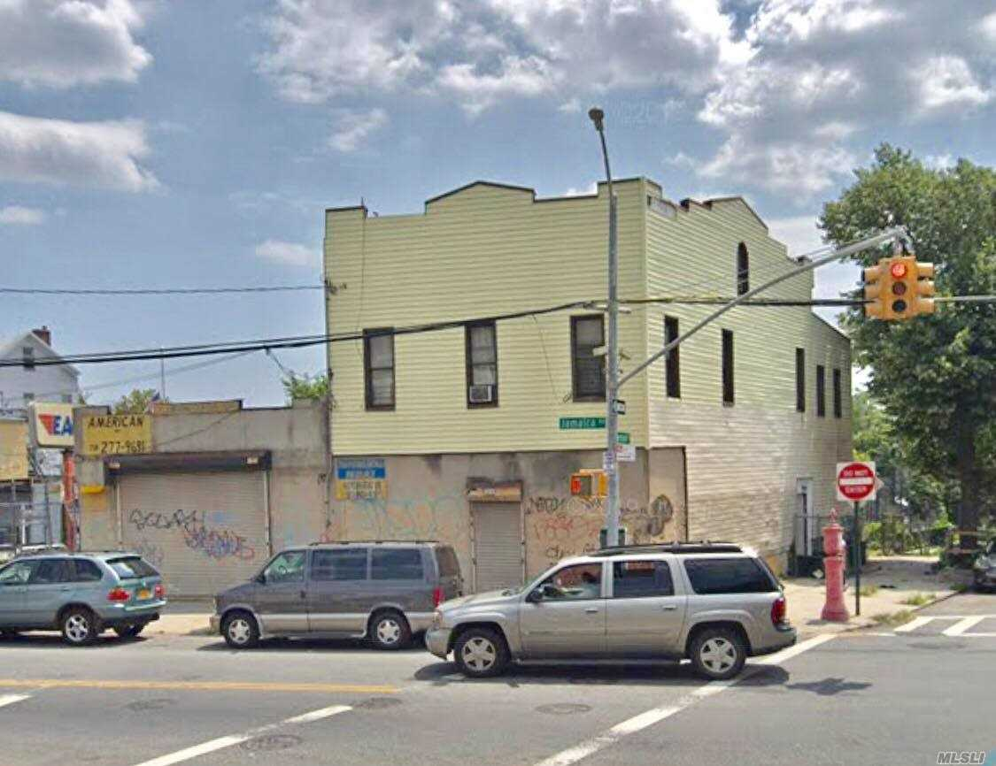 Acquisto commerciale in 124-134 Jamaica Ave, Brooklyn, NY ,11207