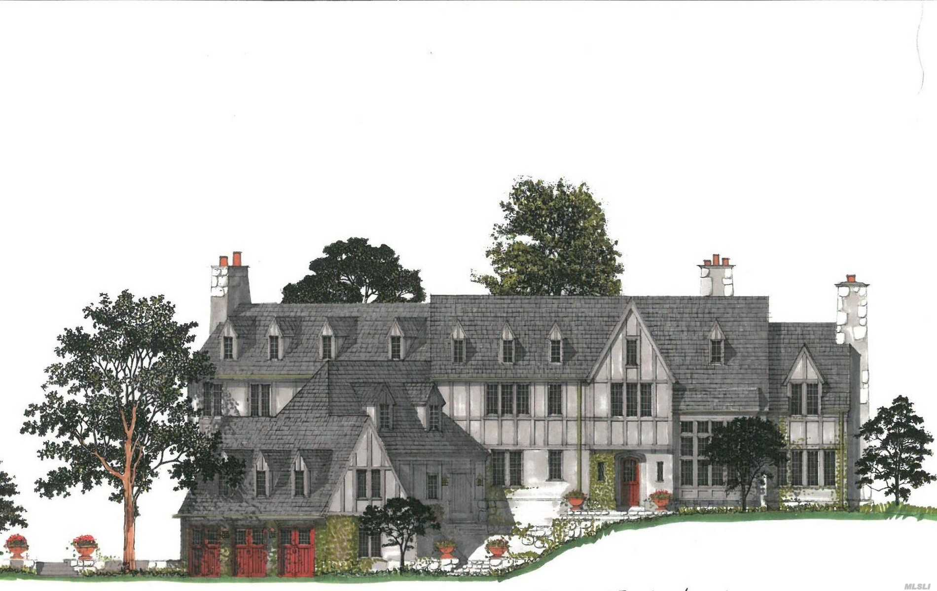 Residenziale in 10 Bromley Ct, Muttontown, NY ,11791