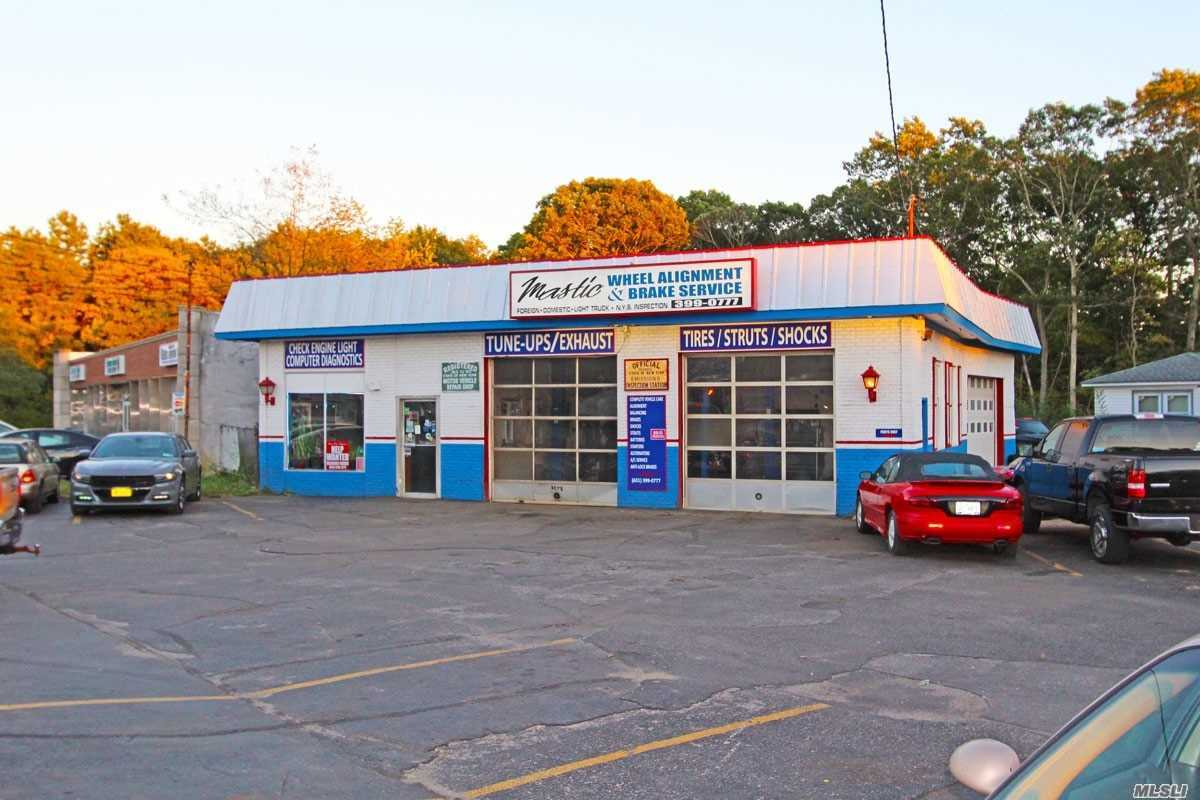 Acquisto commerciale in 1180 Montauk Hwy, Mastic, NY ,11950