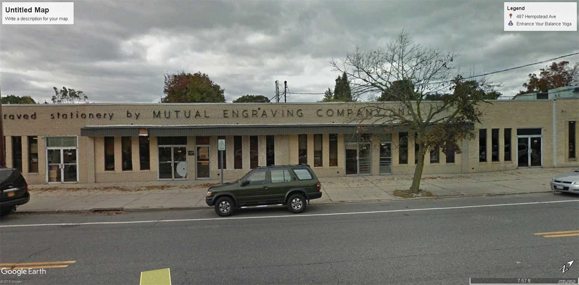 Acquisto commerciale in 487-503 Hempstead Ave, W. Hempstead, NY ,11552