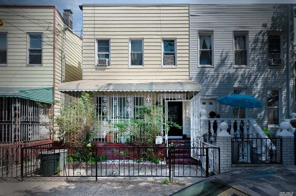 Residenziale in 43 Essex St, Brooklyn, NY ,11208