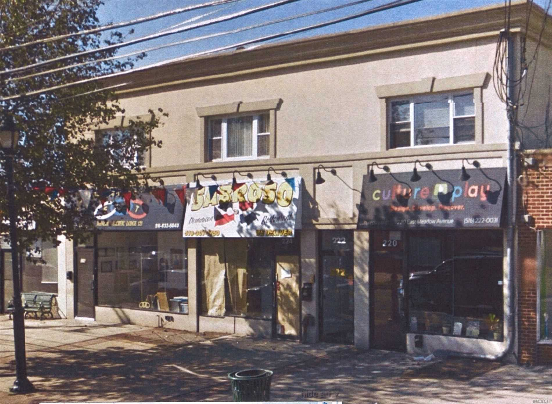 Acquisto commerciale in 220-226 East Meadow Ave, East Meadow, NY ,11554