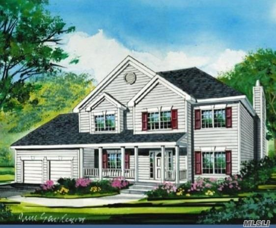 Residenziale in LOT #6 Coleen Ct, Centereach, NY ,11720